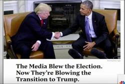 Are journalists to blame for Trump's win?
