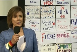 Is Nancy Pelosi's leadership in jeopardy?