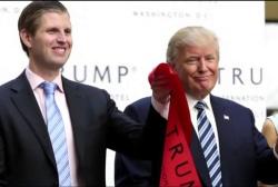 Trump's businesses posing unprecedented...