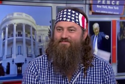 'Duck Dynasty' star weighs in on Trump win