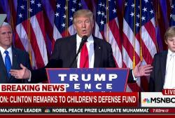 Donald Trump's big lie
