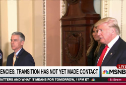 Diplomatic clumsiness trips Trump transition