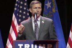Source: Flynn top choice for Natl. Sec. Adv.