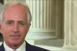 Sen. Corker on Trump's Cabinet possibilities