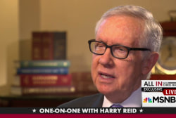 Exclusive interview with Harry Reid: Part 1