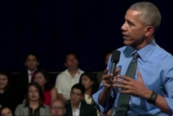 Obama not withdrawing from politics post-term