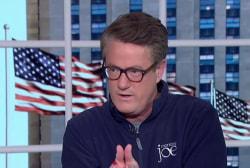 Joe: Trump administration 'on the precipice'