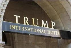 Trump the businessman vs. Trump the president