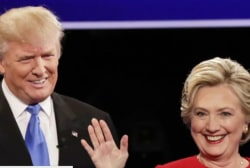 Source: Trump won't pursue Clinton...
