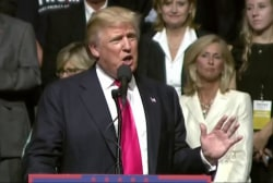Report: Trump charity violated IRS rules