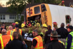 NTSB: Bus in TN crash didn't have black box