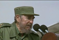 Fidel Castro's brother announces his death