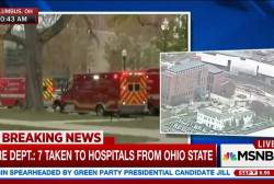 Multiple injuries reported at OSU