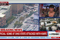 OSU suspect may have used knife