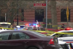 OSU officials: Suspect is dead