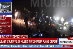 Plane crash possibly due to electrical issues