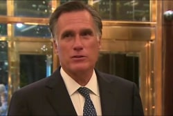 The importance of Romney's Trump meeting