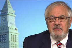 Barney Frank on Trump's Treasury pick