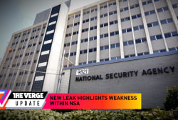 Cryptic NSA leak leaves analysts guessing