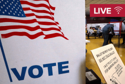 LIVE: Election night coverage