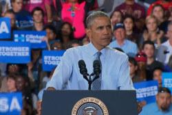 Pres. Obama addresses sexism and 2016