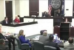 Mistrial declared in Scott case