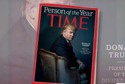 Time reveals the 2016 Person of the Year