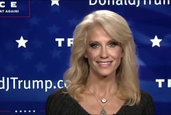 Conway: The incendiary rhetoric has to stop