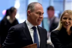 Controversy grows over Trump EPA pick