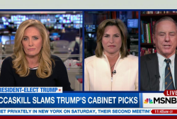 Trump's unconventional approach to cabinet...