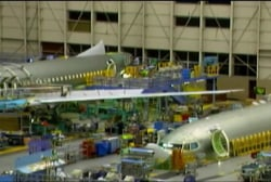 Boeing, Iran ink $17 billion plane deal