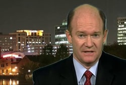 Sen. Coons: Russian hacking a 'very big deal'