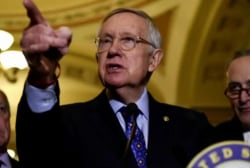 Reid calls for an investigation into Comey