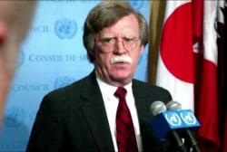 John Bolton as a distraction for Tillerson?