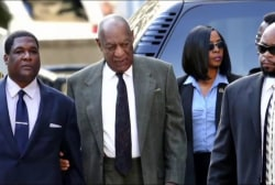 Bill Cosby back in court on sex assault...