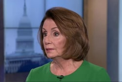 Nancy Pelosi: Tillerson's 'coziness' with...