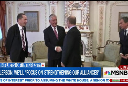 Should Tillerson's relationship with Putin...