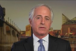 Corker: Countries hack, but it's what you...