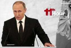 NBC News: Putin personally involved in...