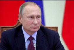 U.S. Officials: Putin personally involved...