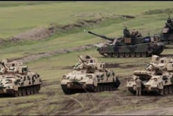U.S. army increases presence in Europe