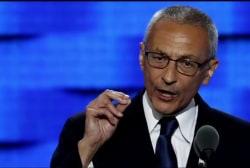 John Podesta criticizes 'deeply broken' FBI