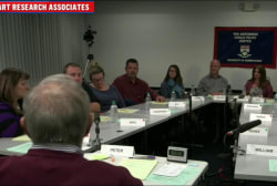 Focus group highlights concerns in Trump...