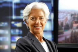 IMF Chief convicted of negligence in...