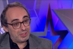 Gary Shteyngart on satirizing a Trump...