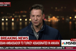 Syria themes behind assassination in Turkey
