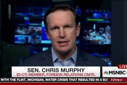 Sen. Murphy: Flynn is a 'dangerous character'