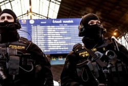 German manhunt raises security concerns...