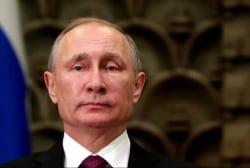 More GOP'ers favor Putin than Obama: poll