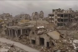 Syrian govt: We're now in control of Aleppo